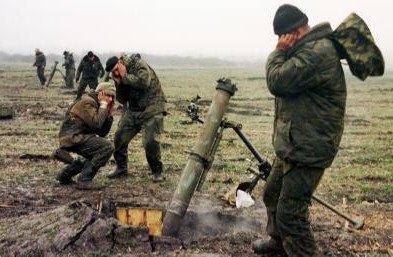 Боевики обстреляли из минометов Красногоровку