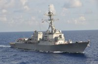 """Есмінець ВМС США з крилатими ракетами """"Томагавк"""" увійшов у Балтійське море"""