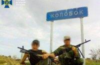 """На лінії зіткнення СБУ затримала бойовика """"ЛНР"""", який воював проти України з 2014-го"""