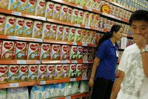 Роспотребнадзор изъял из оборота новозеландскую молочную продукцию