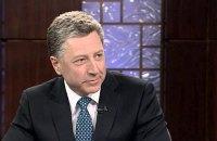 США готовы снять с РФ часть санкций после выполнения Минских соглашений, - Волкер