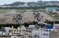 Власти Японии решили оставить военную базу США на Окинаве