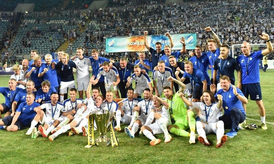 «Динамо» и«Шахтер» поборются засуперкубок государства Украины: прогноз игде смотреть