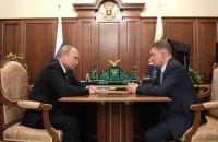 """""""Газпром"""" заявив про необхідність вирішити питання з постачанням газу в Україну до обговорення транзитного контракту"""
