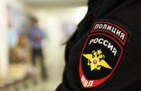 У Москві поліцейський напав на журналіста, котрий знімав застосування сили до затриманого