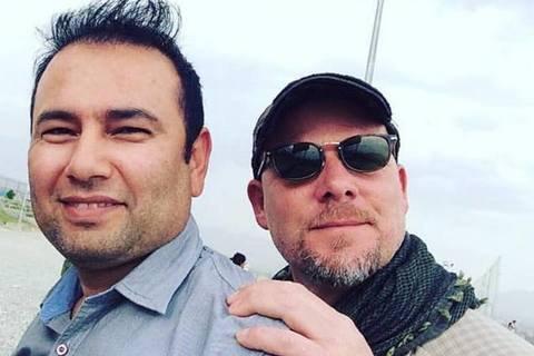 Американский фотограф погиб в Афганистане