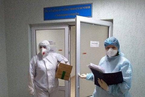У Києві коронавірус підтвердили вже у 6350 осіб