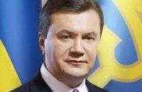 Янукович поздравил евреев с Ханукой