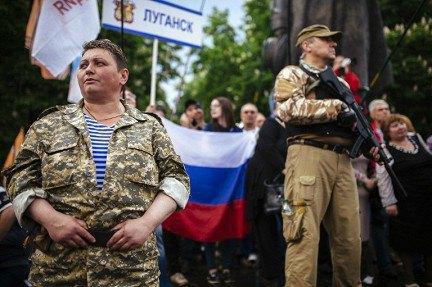 У Луганській області заарештували бойовика, який вдавав із себе переселенця