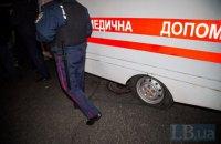 Машина с военными подорвалась в Донецкой области