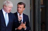 """Париж проти Лондона: чому Макрону вигідний """"жорсткий"""" Брекзіт"""