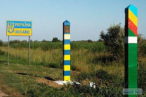 Україна посилила заходи безпеки на кордоні з Молдовою