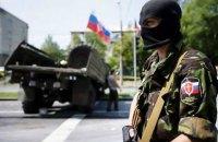 Розвідка: За 2,5 тижня бойовики втратили 9 чоловік загиблими і 15 пораненими