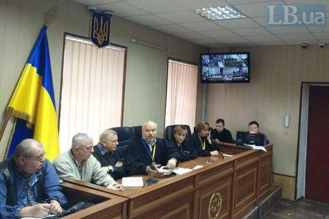 Судья поддержал отвод новой группы прокуроров в деле о расстреле Небесной сотни (обновлено)