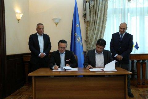 Укрзализныця иGeneral Electric планируют подписать 1-ый договор осенью