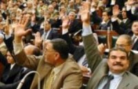 В парламенте Египта проходит первая сессия после отставки Мубарака