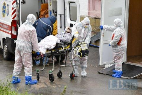 Україна залишається на 17 місці у світі за кількістю хворих на ковід