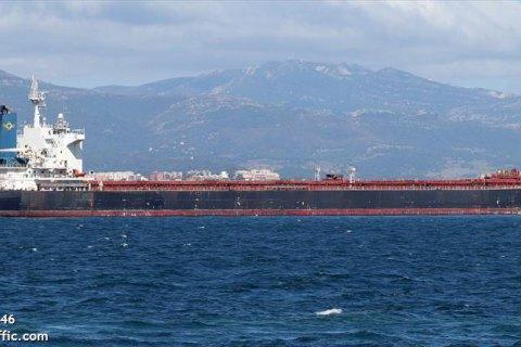 В Великобритании сообщают о возможном захвате танкера у берегов ОАЭ