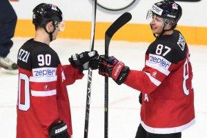 Визначилися півфіналісти чемпіонату світу з хокею