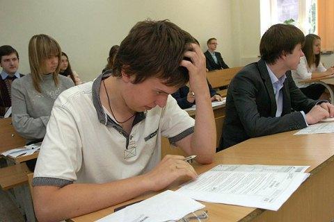 На зовнішнє тестування з математики прийшли 106 тис. школярів
