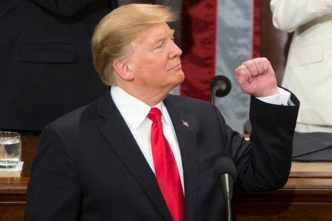 Трамп объявил чрезвычайное положение, чтобы получить деньги на строительство стены с Мексикой (обновлено)