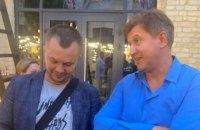 Милованов прокоментував сутичку з Данилюком на святкуванні його дня народження