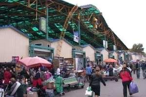 """В Одессе проверят промтоварный рынок """"7 км"""""""