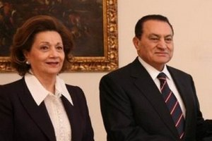 Мубарак оштрафован на $33 млн за отключение интернета в Египте
