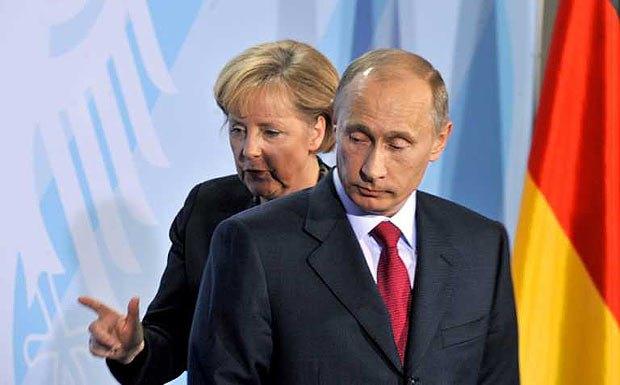 Німеччину та Росію поєднують не лише спільні енергетичні інтереси