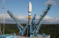 Російський військовий супутник не зміг злетіти при запуску