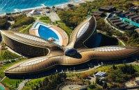 Готель, що перебуває під санкціями США, в окупованому Криму отримав міжнародну премію