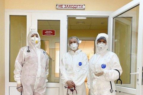 В Украине за последние сутки от COVID-19 выздоровело рекордное количество пациентов