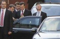 Янукович предлагает подвергать водителей психиатрической экспертизе