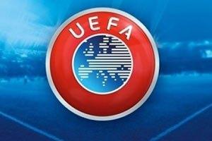 Таблиця коефіцієнтів УЄФА: Україна випереджає Голландію