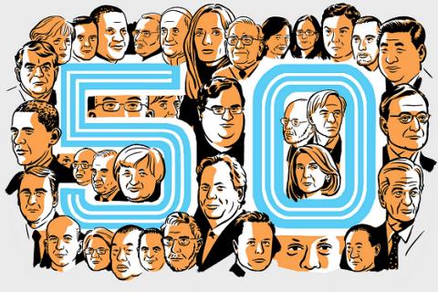 Опубликован список самых влиятельных людей мира по версии Bloomberg
