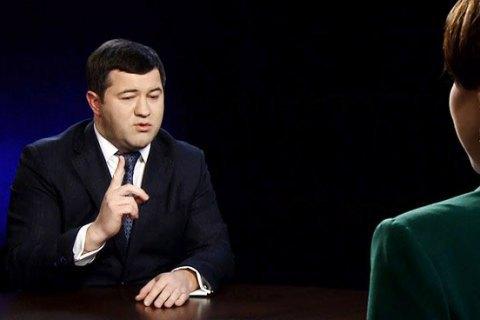 Насіров про Марушевську: не можна просто витратити величезну кількість держкоштів і все кинути