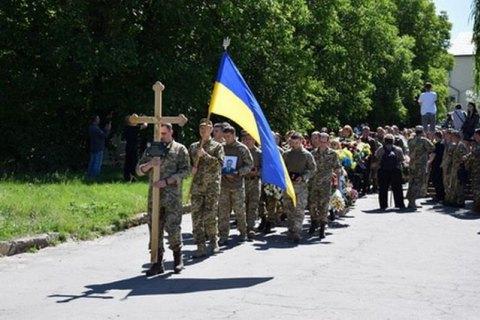 У СБУ назвали кількість загиблих на Донбасі співробітників