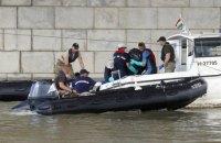 Спасатели нашли тела погибших в результате крушения катера в Будапеште