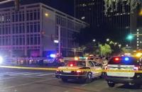 У Лас-Вегасі офіцера поліції застрелили під час протесту громадян