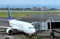 В Індонезії трапилася авіакатастрофа Boeing, літак впав у море (оновлено)
