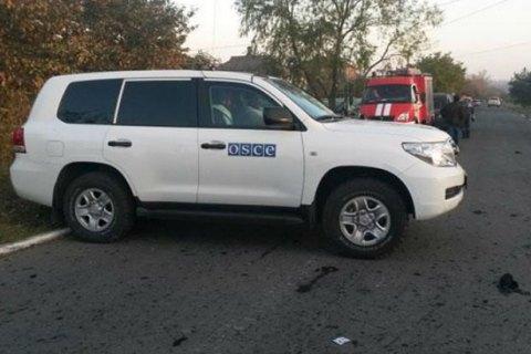 Боевики отказались пропустить наблюдателей ОБСЕ к границе с РФ