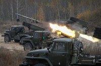 Чотирьох військових поранено в понеділок на Донбасі