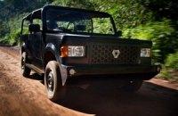 В Африці представили позашляховик за $6 тисяч