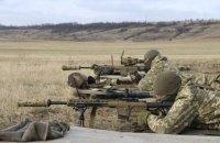 Окупанти стріляли біля Пісків та Новоселівки