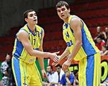 Сборная Украины одержала вторую победу в квалификации Евробаскет–2011