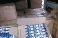 Пограничники второй раз за год выявили контрабанду сигарет в монгольском дипломатическом грузе