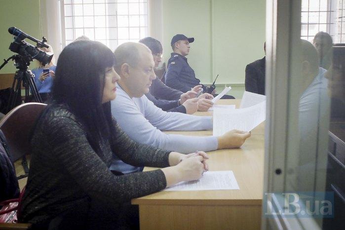 Перша на лаві обвинувачених - оцінниця майна Галина Богданова