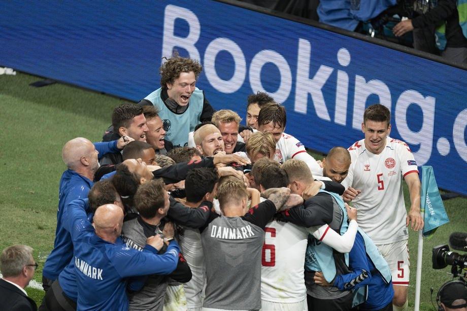 Збірна Данії