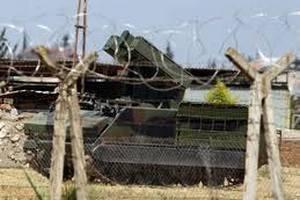 Турецкие курды выступают против строительства стены на границе с Сирией