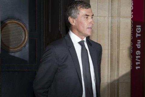 Екс-міністра бюджету Франції посадили за податкове шахрайство